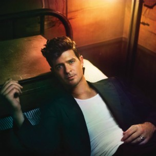 "Robin Thicke Releases ""Love After War"" Album Cover, Tracklisting"