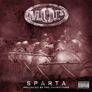 "M.O.P. & The Snowgoons Reveal Cover Art & Tracklist For ""Sparta"""