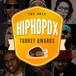 The 2011 HipHopDX Turkey Awards