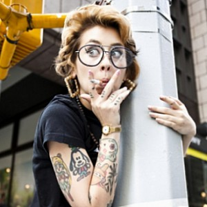 Kreayshawn Talks About Childhood, Job Corps & Helping Teens