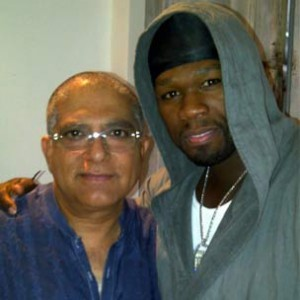 "50 Cent and Deepak Chopra - ""Street King Commercial"""