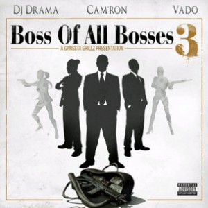 Cam'Ron & Vado  - Boss of All Bosses 3 (Album Snippets)