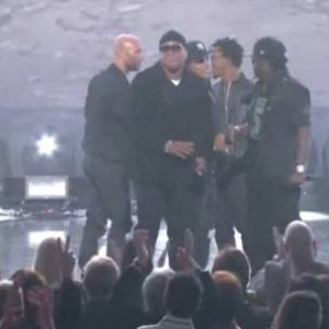 "Grandmaster Flash f. Melle Mel, Scorpio, LL Cool J, Common & Lupe Fiasco - ""The Message [2011 Grammy Nomination Performance]"""