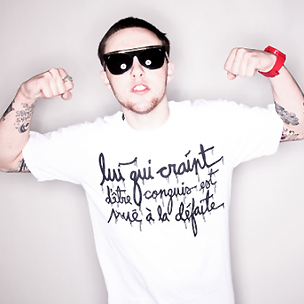 Mac Miller Talks Working With Pharrell, Gold Record