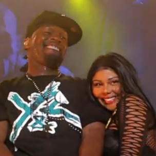 50 Cent Reunites With Lil' Kim In The Studio