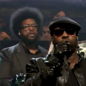 """The Roots f. Bilal - """"Tip the Scale x The Otherside [Live On Jimmy Falllon]"""""""