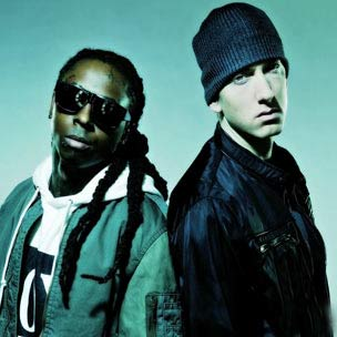 """Eminem f. Lil Wayne - """"No Love [Live In Australia]"""""""