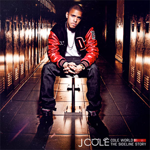 "J. Cole Receives Gold Certification For ""Cole World: The Sideline Story"""