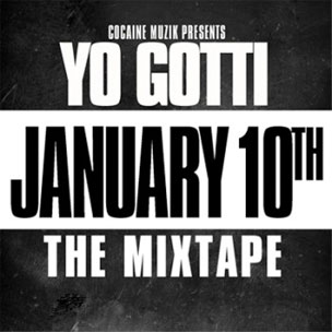 "Yo Gotti Reveals Cover Art & Tracklist For ""January 10th"" Mixtape"
