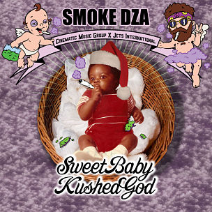 "Smoke DZA Releases ""SweetBabyKushedGod"" FreEP, Features ASAP Rocky, Action Bronson"