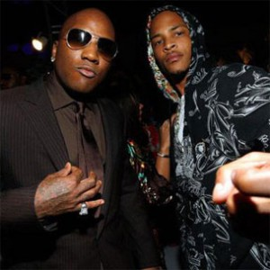 "T.I. Hits The Studio With Young Jeezy In Third ""Fuck Da City Up"" Mixtape Trailer"