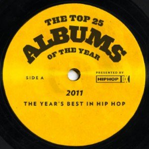 HipHopDX's Top 25 Albums of 2011