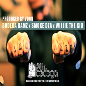 Bodega BAMZ f. Smoke DZA & Willie The Kid - 100 Keep It [Prod. V'Don]