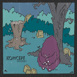 "Brown Bag AllStars' Koncept To Release ""Awaken,"" Featuring Royce Da 5'9"