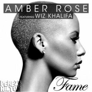 Amber Rose f. Wiz Khalifa - Fame
