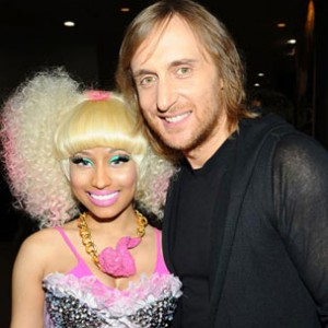 "David Guetta f. Nicki Minaj - ""Turn Me On"""