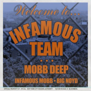 Infamous Team f. Mobb Deep & Big Noyd - Keep Getting That Paper Rmx [Prod. Audible Doctor]