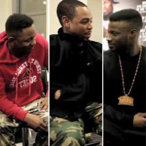 Kendrick Lamar, Jay Rock & Terrace Martin - ThisIs50 Interview
