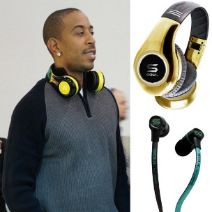"""Ludacris Introduces """"Party In A Box"""" Speaker System At The International Consumer Electronics Show"""