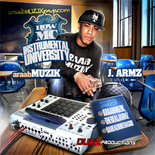 "AraabMUZIK To Release ""Instrumental University"" On January 31st"