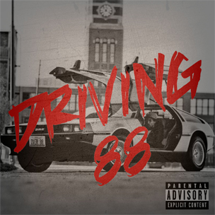 "Rockie Fresh Reveals Cover Art & Tracklist For ""Driving 88,"" Due January 23rd"