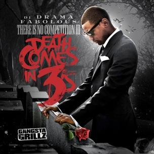 Fabolous - There Is No Competition III: Death Comes In 3's (Mixtape Review)