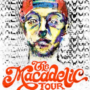 "Mac Miller Announces ""The Macadelic Tour"" Featuring The Cool Kids & The Come Up"