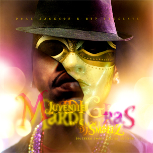 "Juvenile Announces ""Mardi Gras"" Mixtape, Reveals Cover Art"