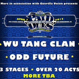 Dipset, Kendrick Lamar & More Added To 7th Annual Paid Dues Festival 2012