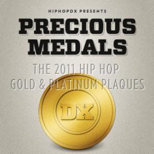 Infographic - Precious Medals: The 2011 Hip Hop Gold & Platinum Plaques
