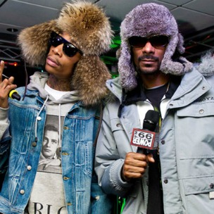 "Snoop Dogg & Wiz Khalifa's ""Young, Wild & Free"" Certified Platinum"