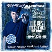 Tony Touch - Toca Tuesdays - The Best Freestyles of 2011