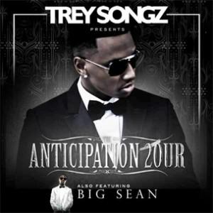"Trey Songz & Big Sean Announce ""The Anticipation Tour"""
