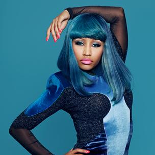 "Nicki Minaj Performs ""Roman Holiday"" At The 2012 Grammy Awards"