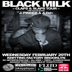 Black Milk Ticket Giveaway