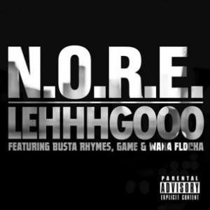N.O.R.E. f. Busta Rhymes, Game & Waka Flocka Flame - Lehhhgooo