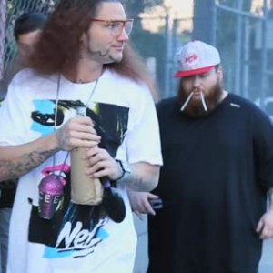 "Riff Raff f. Action Bronson - ""Bird On A Wire"""