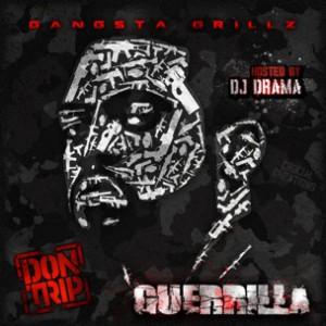 "Don Trip's ""Gangsta Grillz: Guerilla"" Mixtape Tracklist & Artwork"