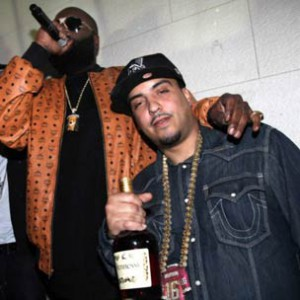 "French Montana f. Rick Ross & Diddy - ""Shot Caller [Remix]"""