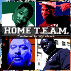 Troy Ave f. Action Bronson, Maffew Ragazino, Mr. Muthaf**kin eXquire & Avon Blocksdale - Home T.E.A.M.