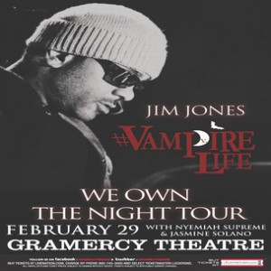 Jim Jones Concert Ticket Giveaway