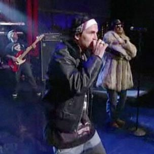 "Yelawolf f. Kid Rock - ""Let's Roll [Letterman Performance]"""