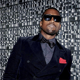 """Kanye West Freestyles During """"Say You Will"""" Performance In Melbourne, Australia"""