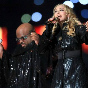 Nicki Minaj, Cee Lo Green, M.I.A. Join Madonna Onstage In Super Bowl Halftime Show