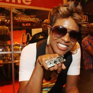 MC Lyte Stars In HIV/AIDS Public Service Announcement