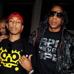 """Pharrell Says Jay-Z's """"Glory"""" Was Premeditated, Compares It To Stevie Wonder's """"Isn't She Lovely"""""""