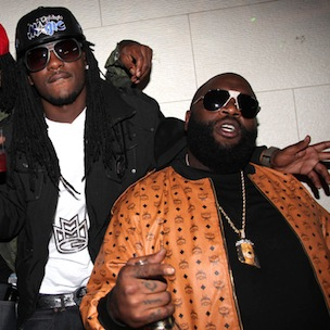 "Rick Ross Speaks On Pill's Departure From MMG, Wishes Rapper ""Success"""
