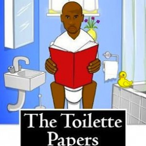 "Book Review: ""The Toilette Papers: The #1 Number 2 Book"" by Sha Stimuli"