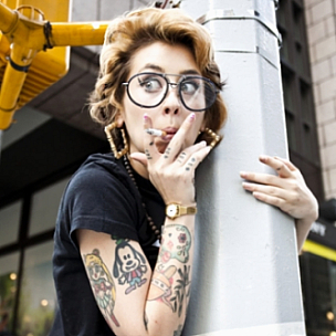 Kreayshawn Addresses Fake Twitter Posts, Denies Sending Tweets