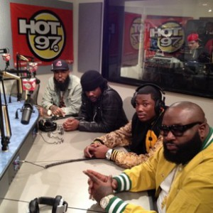 Rick Ross, Wale & Stalley - Another Round Rmx
